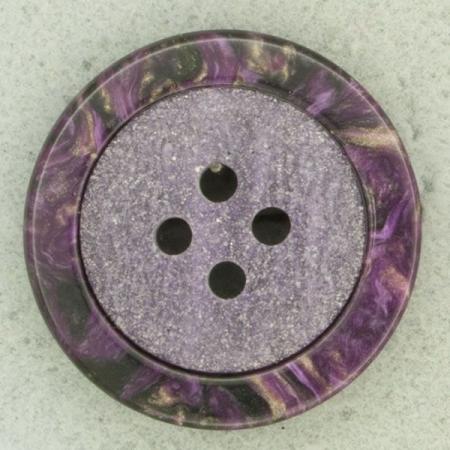 Ref000357 Botón Redondo en color morado