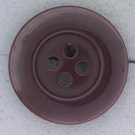 Ref000359 Botón Redondo en colores burdeos y  morado