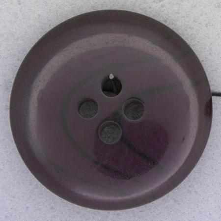 Ref000362 Botón Redondo en colores burdeos y  morado y  negro