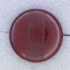 Ref000364 Botón Redondo en colores burdeos y  rojo