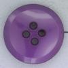 Ref000386 Botón Redondo en colores morado y  lila