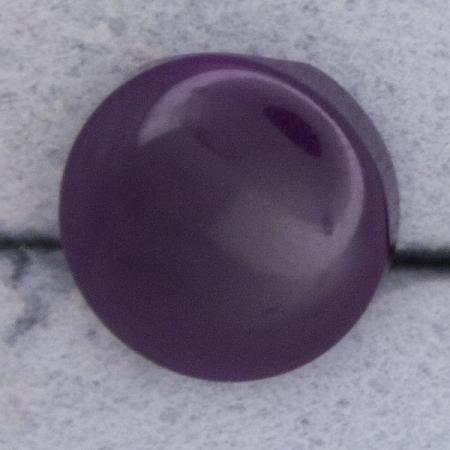Ref000387 Botón Redondo en colores morado y  lila