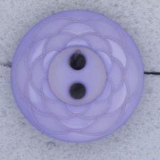 Ref000395 Botón Redondo en color lila