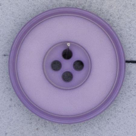 Ref000398 Botón Redondo en color lila