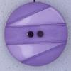 Ref000403 Botón Redondo en colores lila y  morado