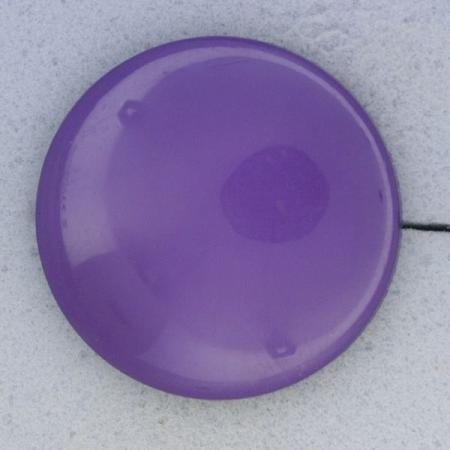 Ref000408 Botón Redondo en colores morado y  lila