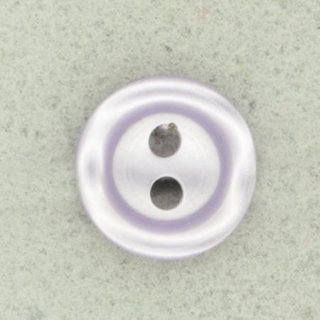 Ref000432 Botón Redondo en color lila