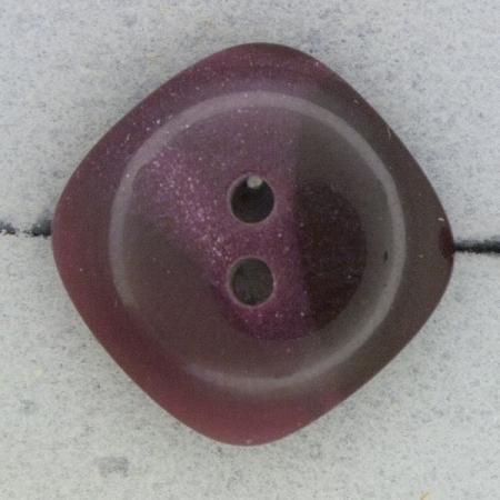 Ref000447 Botón Cuadrado en colores burdeo y  fucsia