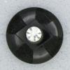 Ref000039 Botón Redondo en color negro