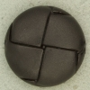 Ref000482 Botón Redondo en color negro