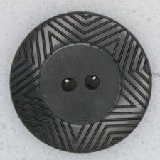 Ref000040 Botón Redondo en color negro