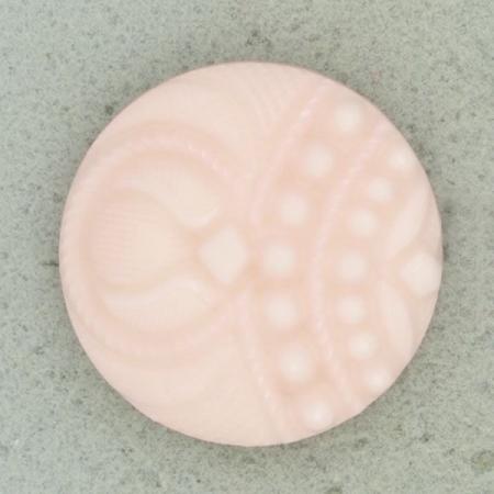 Ref000490 Botón Redondo en color rosa