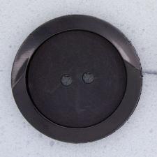 Ref000044 Botón Redondo en color negro