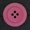 Ref000532 Botón Redondo en colores rosa y  fucsia