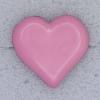 Ref000595 Botón Formas en color rosa