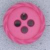Ref000605 Botón Redondo en colores rosa y  fucsia