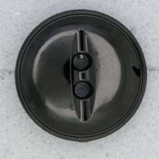 Ref000058 Botón Redondo en color negro