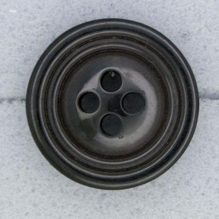 Ref000063 Botón Redondo en color negro