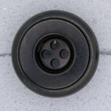 Ref000068 Botón Redondo en color negro
