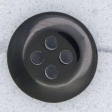 Ref000072 Botón Redondo en color negro