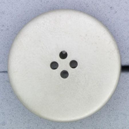 Ref000804 Botón Redondo en color plata