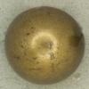 Ref000806 Botón Redondo en colores dorado y  bronce