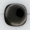 Ref000088 Botón Cuadrado en color negro