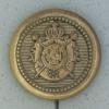 Ref000967 Botón Redondo en colores bronce y  dorado