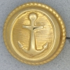 Ref001021 Botón Redondo en color dorado