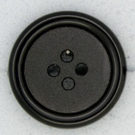 Ref000098 Botón Redondo en color negro