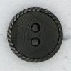 Ref000102 Botón Redondo en color negro