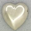 Ref001070 Botón Formas en color plata