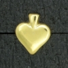 Ref001071 Botón Formas en color dorado