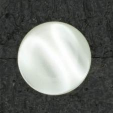 Ref001369 Botón Redondo en color blanco