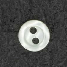 Ref001384 Botón Redondo en colores blanco y marfil