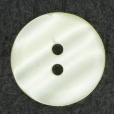Ref001409 Botón Redondo en colores blanco y beige y marfil