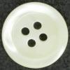 Ref001512 Botón Redondo en color nacar