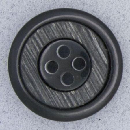 Ref000003 Botón Redondo en color negro