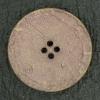 Ref001665 Botón Redondo en colores rosa y cobre y dorado