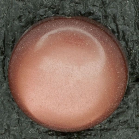 Ref001685 Botón Redondo en colores burdeos y  morado