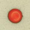 Ref000163 Botón Redondo en colores rojo y negro