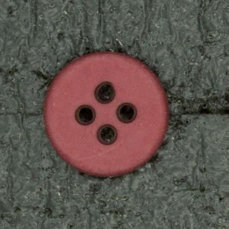 Ref001691 Botón Redondo en colores burdeos y  morado