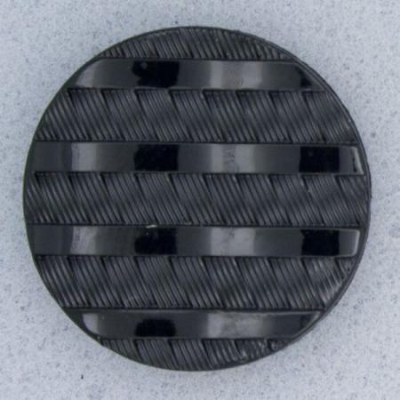 Ref000004 Botón Redondo en color negro
