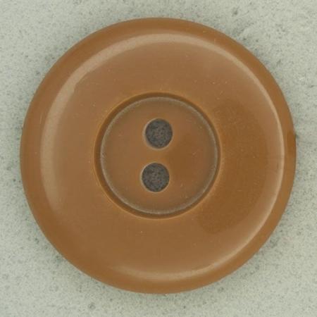 Ref001748 Botón Redondo en color marron