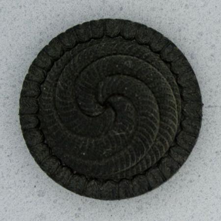 Ref000005 Botón Redondo en color negro