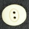 Ref001834 Botón Ovalado en color beige