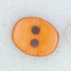 Ref001855 Botón Ovalado en colores marron y  naranja