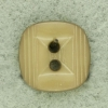 Ref001861 Botón Cuadrado en color marron