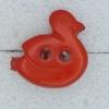 Ref000181 Botón Formas en color rojo
