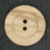 Ref001882 Botón Redondo en colores marron y  madera